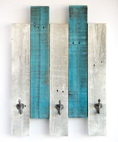 Another great find on #zulily! Reclaimed Wood Wall Hook #zulilyfinds