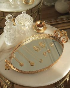 Interior Decor For Rv .Interior Decor For Rv Classy Aesthetic, Boujee Aesthetic, Aesthetic Room Decor, Aesthetic Vintage, Vintage Room, Looks Vintage, Cute Jewelry, Jewelry Tray, Gold Jewelry