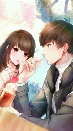 Gavin: Just for You - Mr Love Queen's Choice Wiki Couple Anime Manga, Couple Amour Anime, Anime Cupples, Anime Love Couple, Anime Couples Manga, Romantic Anime Couples, Anime Cosplay, Kawaii Anime, Manga Romance