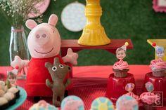Prilili Festas Afetivas: Festa Peppa Pig