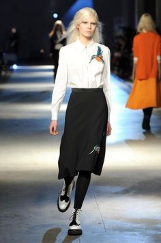 Giles Autumn/Winter 2014 Collection | Never Underdressed