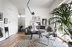 Scandinavian apartment in grey tones Follow Gravity Home: Blog - Instagram - Pinterest - Bloglovin - Facebook