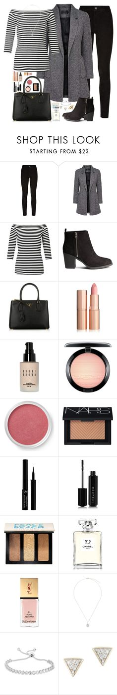 """""""Me Enamore De Ti"""" by macapaz ❤ liked on Polyvore featuring Paige Denim, Somerset by Alice Temperley, H&M, Prada, Bobbi Brown Cosmetics, MAC Cosmetics, Bare Escentuals, NARS Cosmetics, Giorgio Armani and Marc Jacobs"""