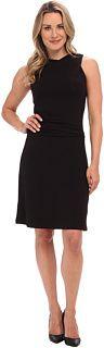 Tommy Bahama Tambour Short Shirred Dress
