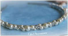 Hey, I found this really awesome Etsy listing at https://www.etsy.com/listing/104901990/swarovski-pearls-crystal-bridal-tiara