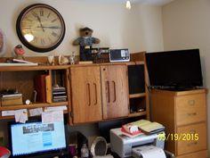 #TravisCUUglyRoom Liquor Cabinet, Corner Desk, Storage, Room, Furniture, Home Decor, Corner Table, Purse Storage, Bedroom