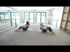 ▶ 13 Minute Callanetics Workout - YouTube