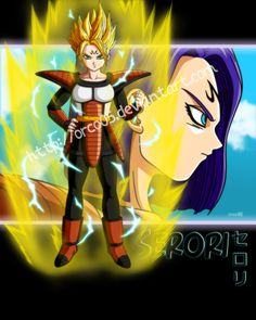Serori - Dragon Ball Xenoverse OC by orco05 on DeviantArt