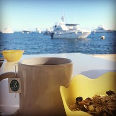 Easter Monday morning in #starkbay at Rottnest with a lavender and mint cuppa and clear blue skies. Doesn't get better than this for me.  #madameflavour #rotto #rottnest #rottnestisland #gratitude #grateful #love #fifo #fifomum #fifolife #easter by mettemcgrath http://ift.tt/1L5GqLp