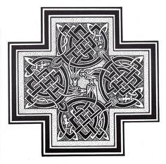 Celtic Design 039 by peacay, via Flickr