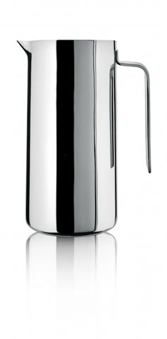 chrome Teapot to match our hardware/fixtures. Loved by www.assemblylabel.com