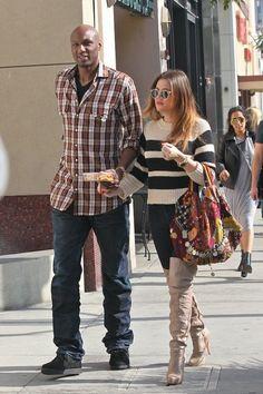 Khloe Kardashian and Simone Camille Carry All Bag Photograph