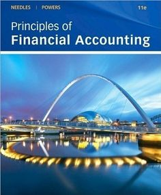 Nothing bad to say about 54 free test bank for Principles of Financial Accounting 11th Edition by Needles Multiple Choice Questions as it do help students get an A level on important exams. Truly, coverage all of the basics and provision of adequate examples of modern context in this test bank helps to solve all subject matters.