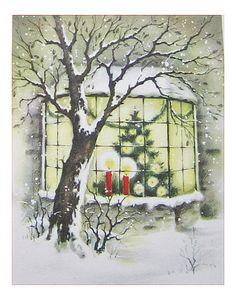 Christmas weather.