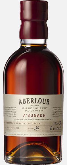 Aberlour A'bunadh Si