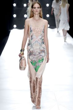 Roberto Cavalli Spring 2013 Ready-to-Wear - Collection - Gallery - Style.com