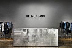 Helmut Lang Flagship Stores