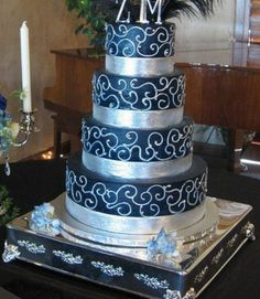 1000 Images About Cobalt Blue Wedding On Pinterest