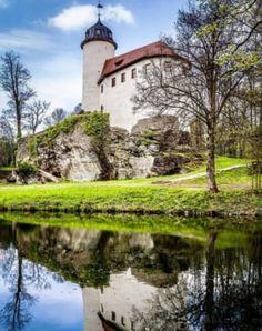 28 sagenhafte Orte in Sachsen, die noch nicht einmal Sachsen kennen