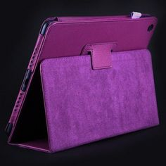 Luxury Book Stylish Leather Flip Case For Apple iPad 2 3 4 Tablets Accessories Fashion Smart Elegant Stand Support Holder Cover
