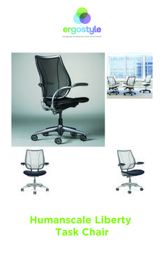 Liberty's automatic fit and ease of use make it the perfect choice for conference room seating, where every occupant will feel comfortable and supported without having to worry about adjustments. Posture Correction, Health And Safety, Liberty, Conference Room, Future, Lifestyle, Interior Design, Chair, Fit