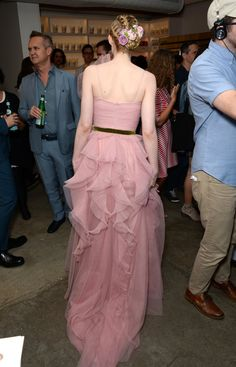 Pin for Later: Elle Fanning Doesn't Just Enjoy Disney-Princess Style — She Channels Villains, Too