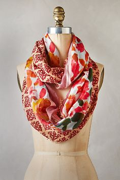 Add a pop of color to your winter with this Anthropologie scarf. Find it on worthit.co to add the savings into your wallet.