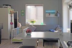 Студия-трансформер для молодой семьи с детьми и собакой  . Изображение № 3.