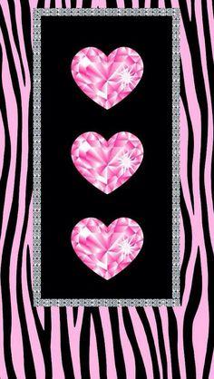corazones, heart, and wallpaper image