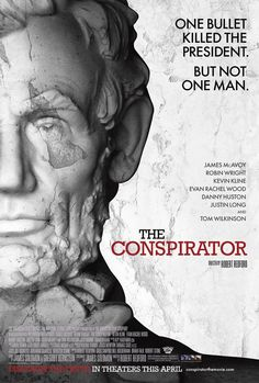 The Conspirator, 2010.. entirely filmed in Savannah GA