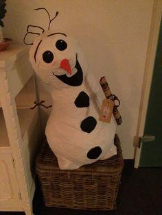 Surprise Olaf uit Frozen