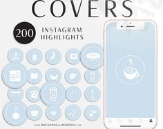 200 Baby Blue Instagram Story Highlights Icons • Macarons and Mimosas Instagram White, Instagram Story, Mustache Nails, Bubble Christmas, Bone Books, Disney Dogs, Post Quotes, Wedding Event Planner, Star Art