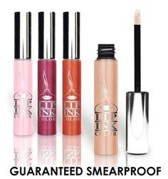 LIP INK LipGel Lipsticks