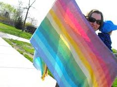 Girasol snow rainbow!!