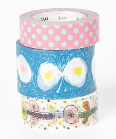 Look at this Doodles Washi Tape Set on #zulily today!