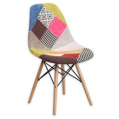 chaise patchwork xl style ides dco pinterest patchwork and charles eames - Chaise Patchwork Eames