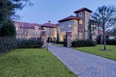 Beautifully designed stone estate home~