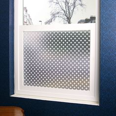 Bon Diamonds Privacy Window Film (Adhesive)