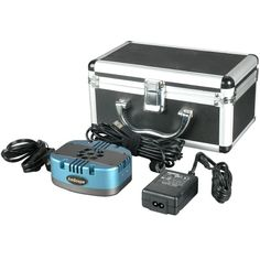 MT5800-CCD-CK: 1.4MP Peltier Cooled CCD Low Light Microscope Camera + Calibration Kit