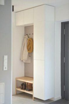 diy shelves Kreativ am Dienstag - diy Ikea Hacks, Diy Hacks, Diy Home Decor, Room Decor, Diy Regal, Apartment Interior, My Room, Living Spaces, Sweet Home