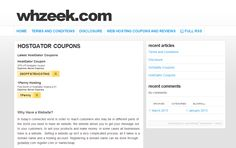 http://whzeek.com/hostgator-coupons.html - godaddy promo codes Come have a quick look at our website. https://www.facebook.com/bestfiver/posts/1438252253054412