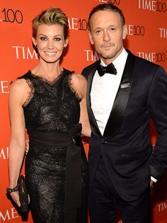 Tim McGraw could not be any sweeter when wishing his wife of 20 years, Faith Hill, a happy birthday.   The country singer posted a cute throwback of Hill, who turned 49 today, wearing a black dress, necklace, big hair and even bigger smile for a portrait.