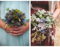 Wedding Flower Inspiration - Thistle 5