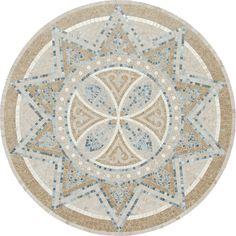 """Appollo 36"""" by Appomattox Tile Art"""