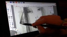 Sketchbook Pro on the Surface Pro