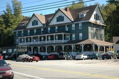 Such A Nice Place Been There Last Year Adirondack Hotel Long Lake Ny