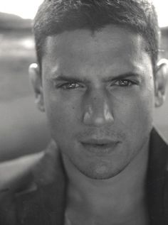 Wentworth Miller, Love that sexy frown