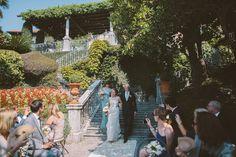 Varenna ceremony. Design by The Lake Como Wedding Planner #lakecomo #wedding #weddingplanner