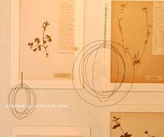 Wire Works by Masao Seki