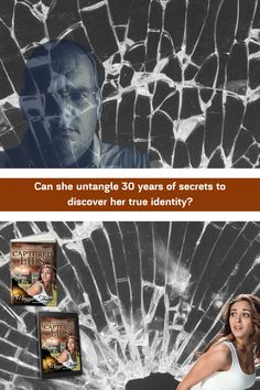 Can she untangle 30 years of secrets, lies and deceit, to discover her true identity? Secrets And Lies, True Identity, Mystery Series, Deceit, 30 Years, Thriller, The Secret, Books, Life